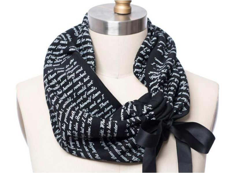 Friendship Day Gift Ideas - pinterest scarves