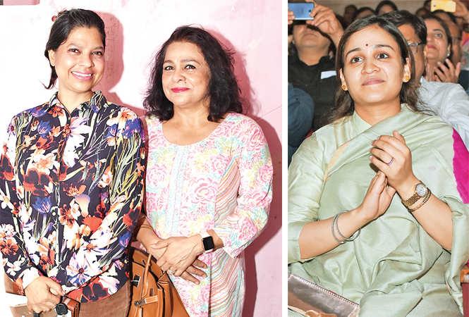Bina and Shachi  (R) Aparna  Bisht Yadav (BCCL/ Farhan Ahmad Siddiqui)