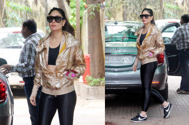 Kareena Kapoor's sexy workout pants