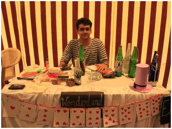 Jai Hind College's book-n-bake activity