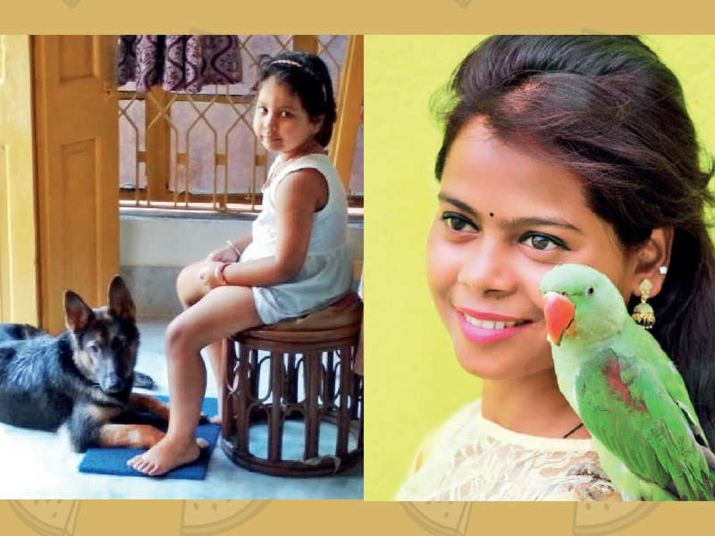 Muku and Mahi; Binita and Sunshine