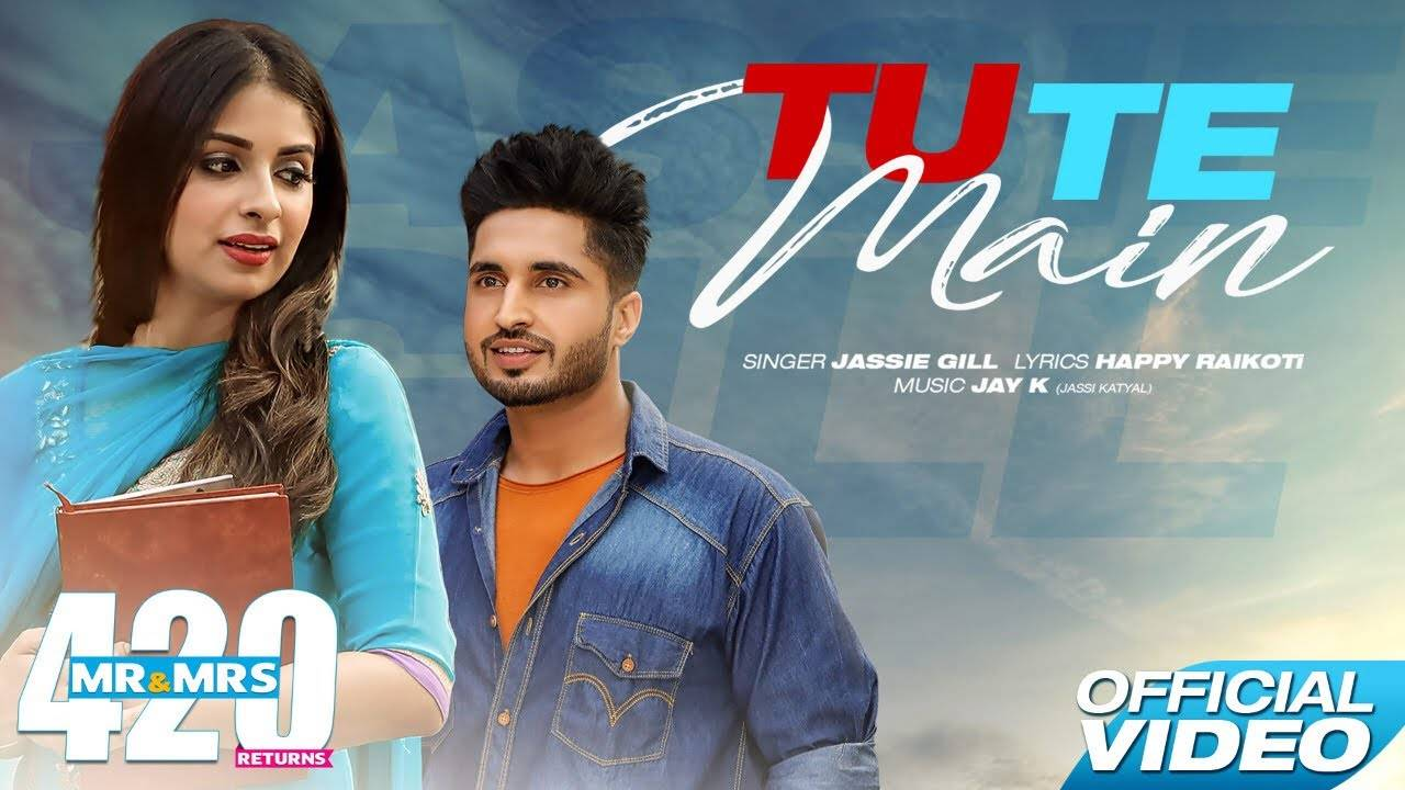 Mr & Mrs 420 Returns' new song: Catch Jassie Gill's romantic side in