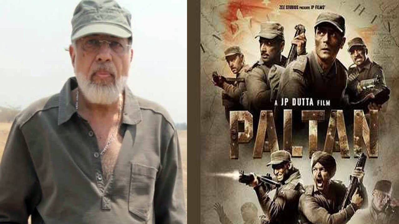 JP Dutta's epic reply on China's betrayal at 'Paltan' trailer launch
