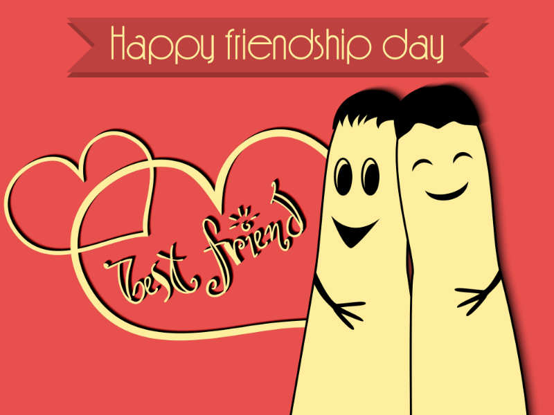 Happy Friendship Day 2018 Status, Photos, SMS, Messages