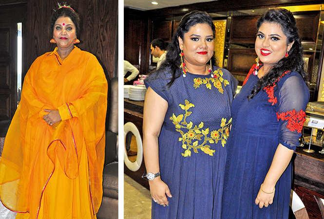 (L) Chandani (R) Jyoti and Sonal (BCCL/ AS Rathor)