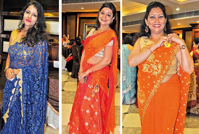 (L) Manisha (C) Neha (R) Preeti (BCCL/ AS Rathor)