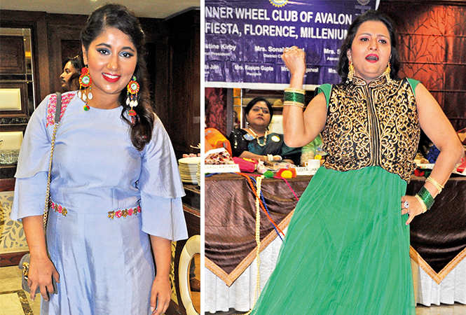 (L) Sakshi Gupta (R) Priyanka (BCCL/ AS Rathor)