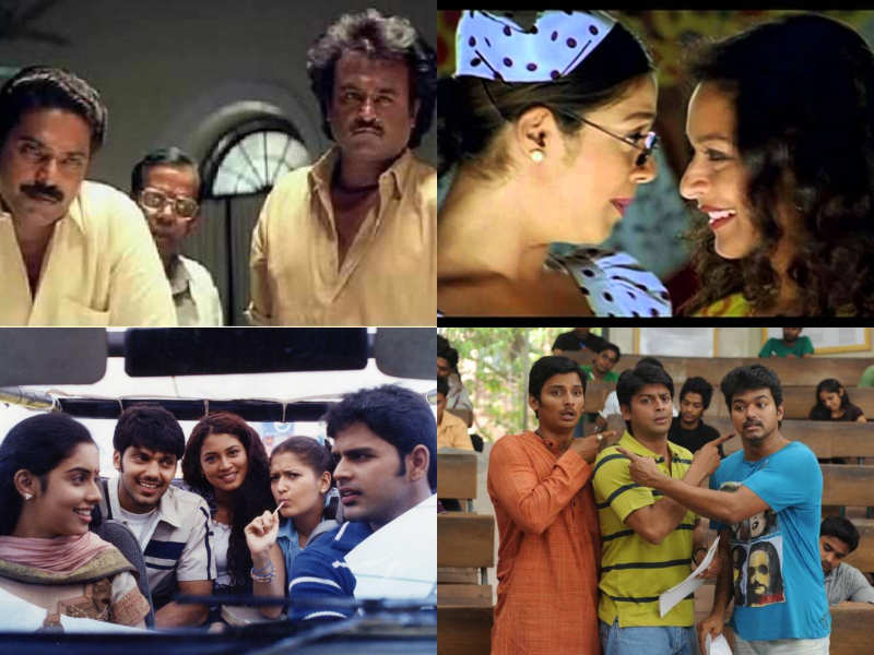 Thalapathi' to 'Nanban': Must watch films on Friendship Day