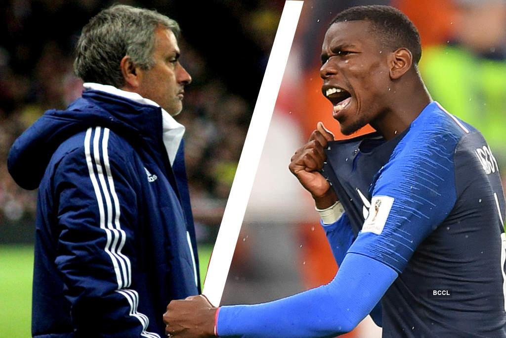 Mourinho reportedly decides Pogba's transfer fate