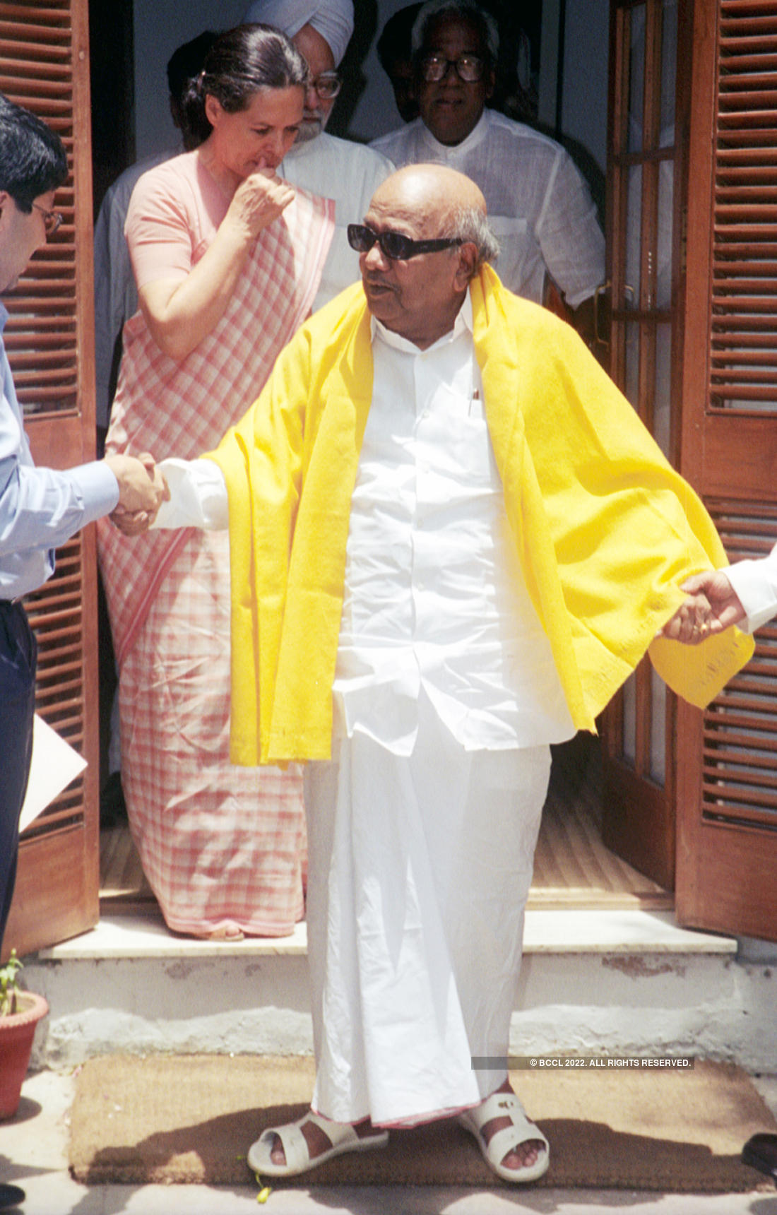 Rare and unseen pictures of Dravidian icon Muthuvel Karunanidhi