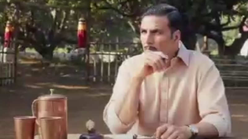 Akshay Kumar's Bengali connection in 'Gold'
