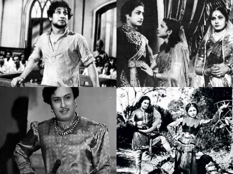 Parasakthi' to 'Manohara': Five best scripts written by M Karunanidhi