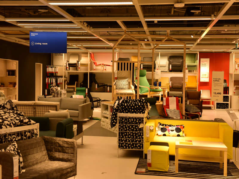 Ikea Hyderabad Store Ikea S First India Store Opens On Thursday