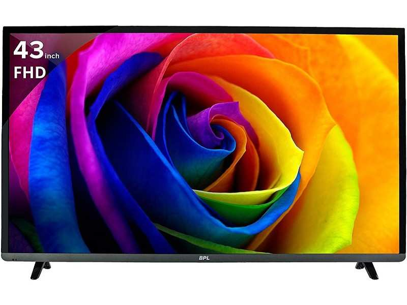 BPL (43 inches) BPL109F2010J full HD LED TV – up to 40% discount