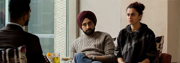 Manmarziyaan Review {4/5}: Manmarziyan is a layered love story ...