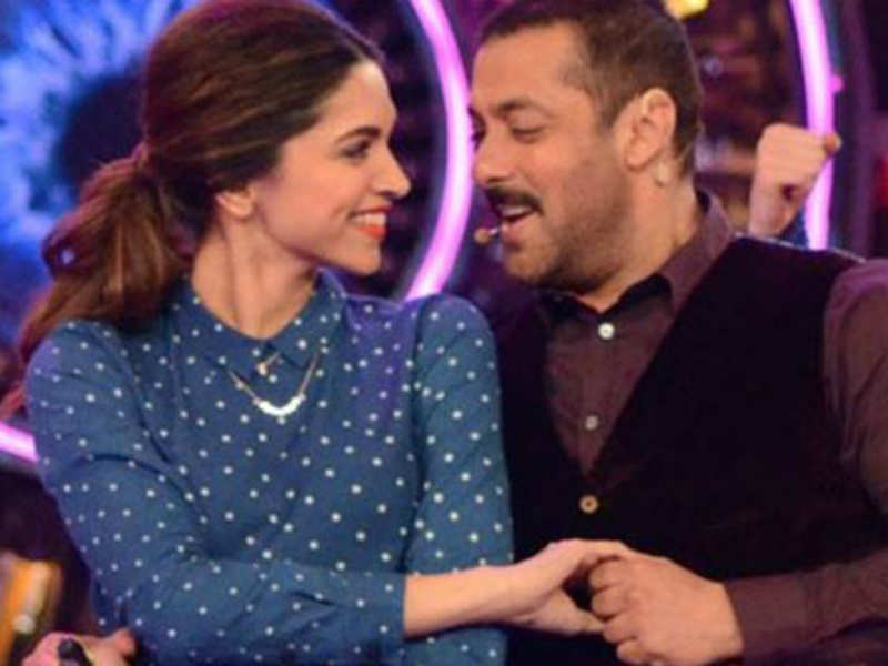 Image result for deepika padukone and salman Khan