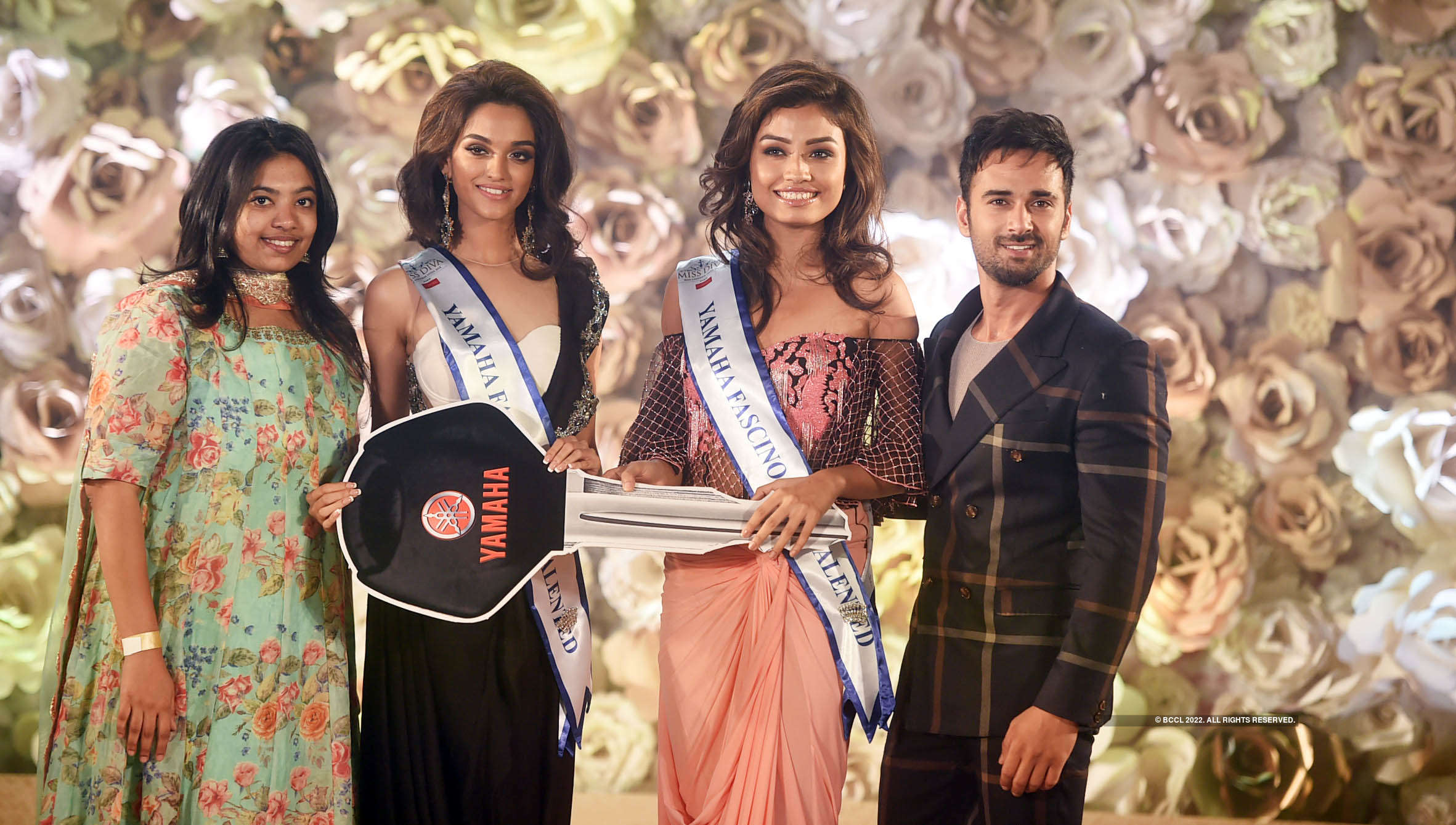 Miss Diva 2018 Delhi sub contest: Winners and performances