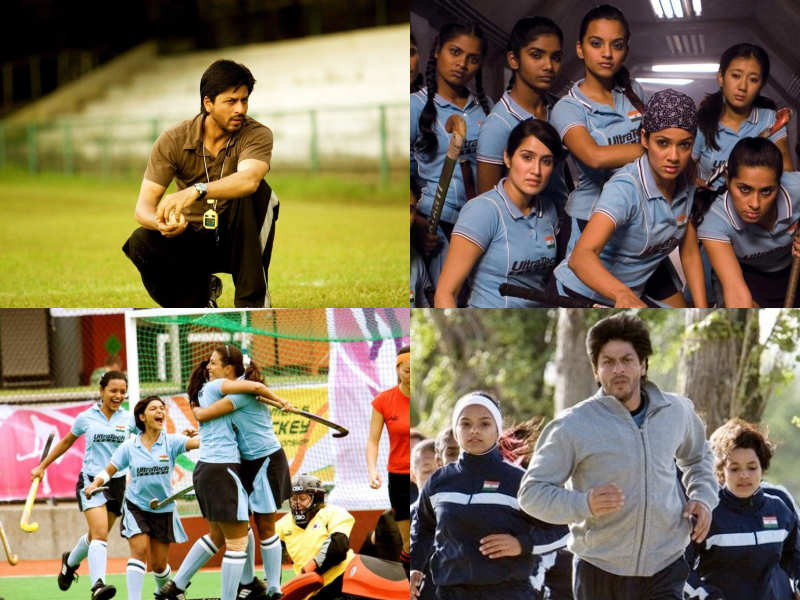 11 years of 'Chak De! India': Things that make the Shah Rukh Khan starrer memorable | The Times of India