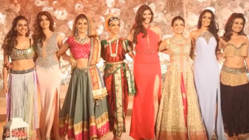 Miss Diva 2018 finalists gave spectacular performances