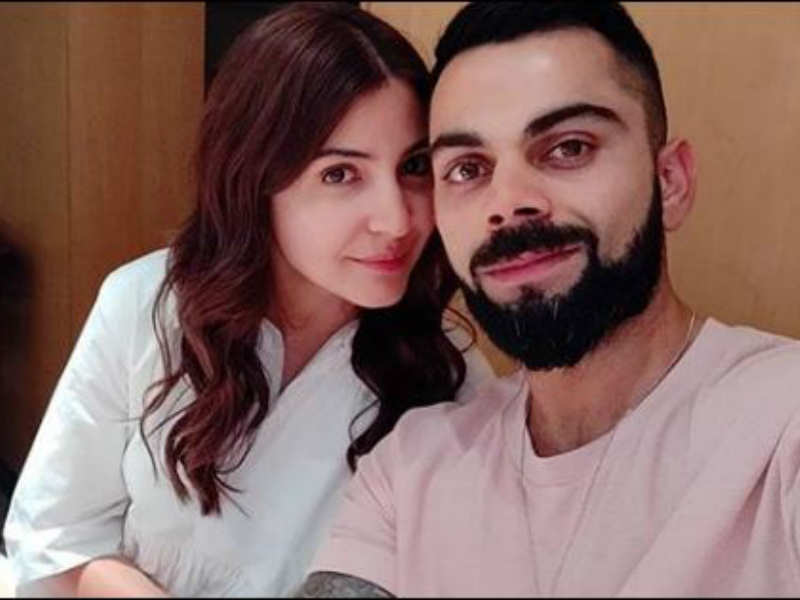 Anushka Sharma says that husband Virat Kohli is her strength in vulnerable  times