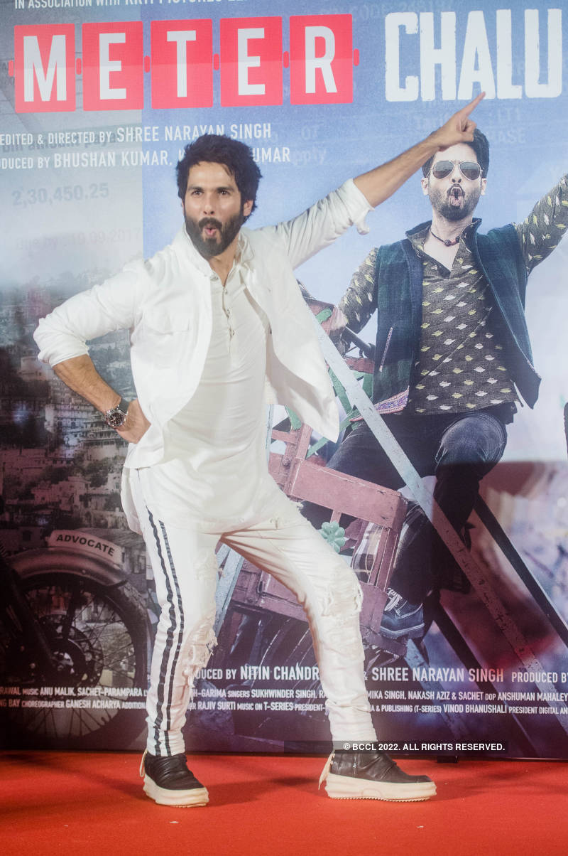 Batti Gul Meter Chalu: Trailer launch