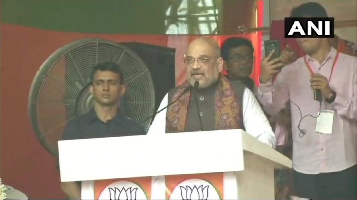 Amit Shah rally in Kolkata: Amit Shah says, 'We will uproot