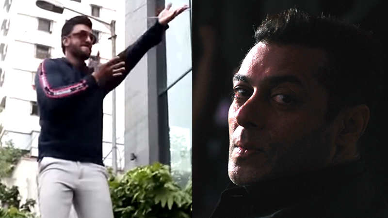 Ranveer Singh dances atop car, Salman Khan among repeat traffic offenders who haven't paid fine and more