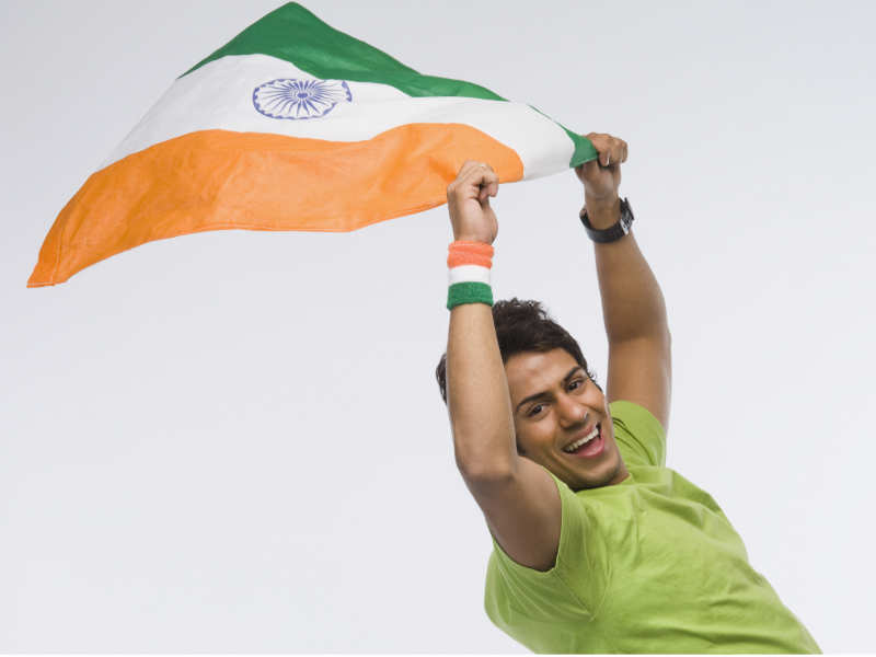 indian flag - Independence Day 2018