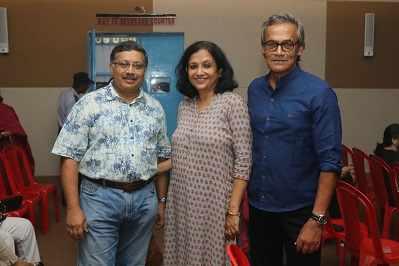 Ronen Roy, Chandrima Roy, Anil Mukerji