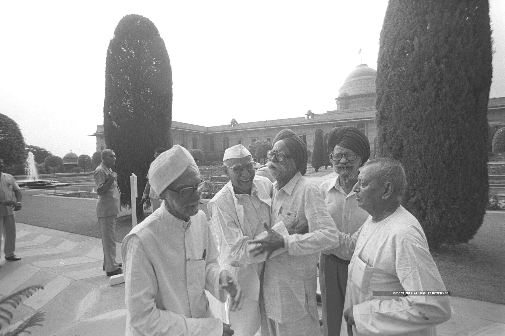 Independence Day 2018: Iconic photos from Indian history