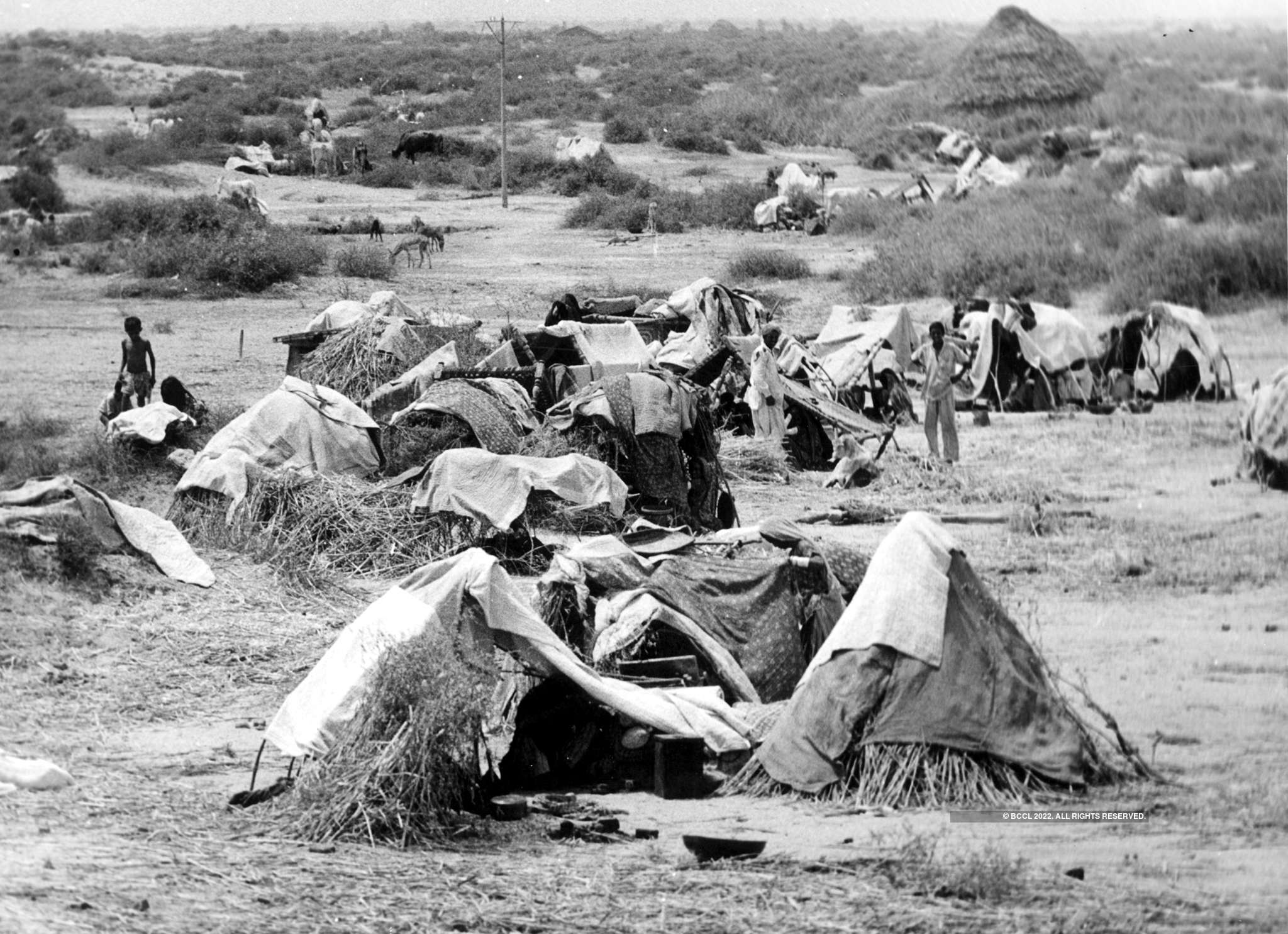 Independence Day 2018: Partition photos reflecting refugees' plight