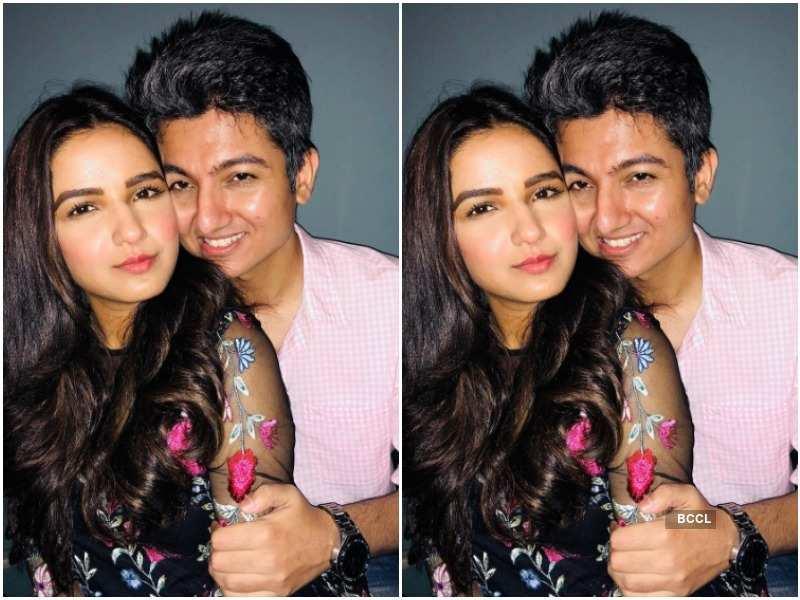 Jasmin Bhasin and Suraj Wadhwa