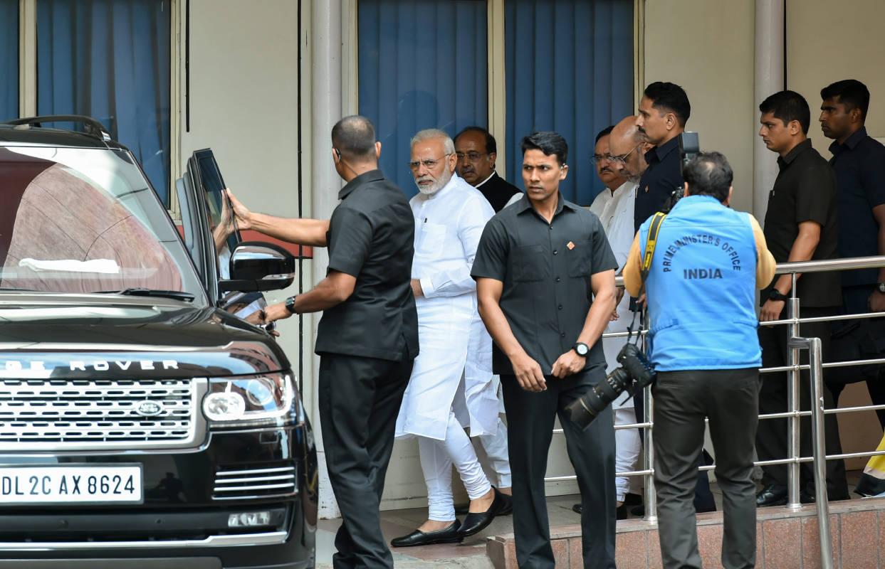 India prays for former PM Atal Bihari Vajpayee