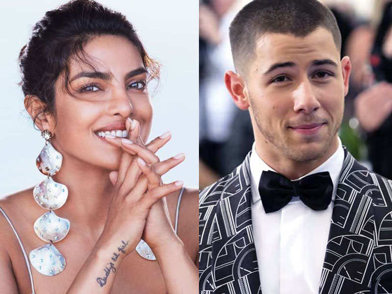 ffe4cb5418 Priyanka Chopra and Nick Jonas' engagement to follow soon with a traditional  Indian wedding?