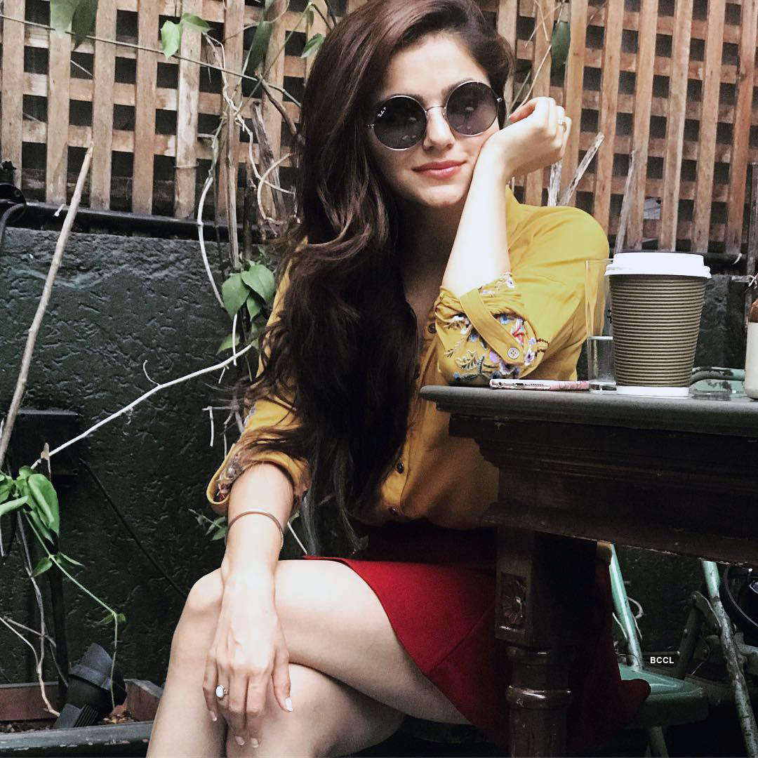 Rubina Dilaik teases fans with her sultry photos