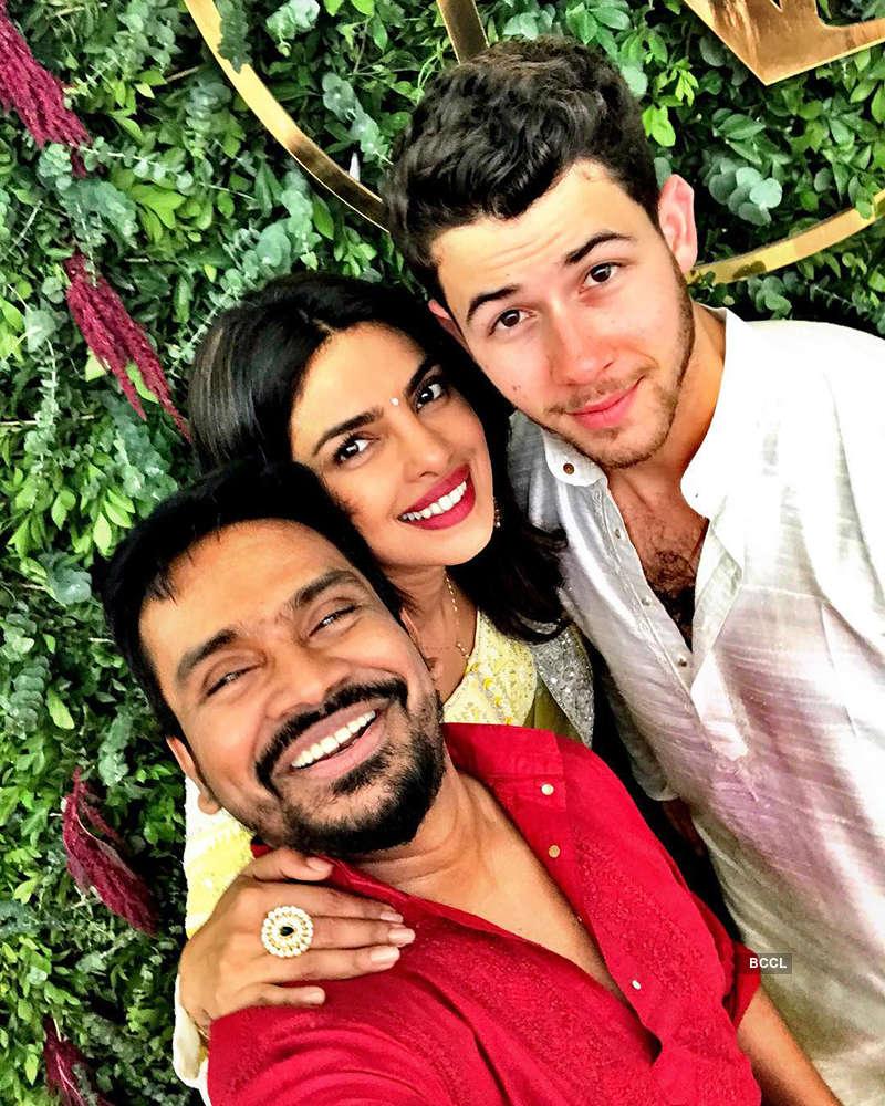 Inside pictures of Priyanka Chopra and Nick Jonas's roka ceremony