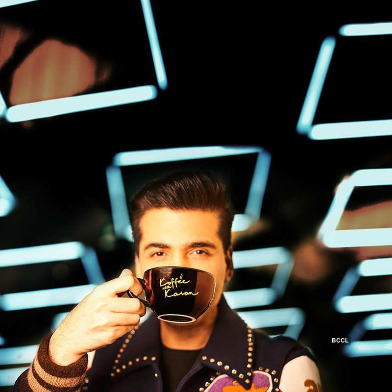 Karan Johar to be back with 'Koffee with Karan Season 6'