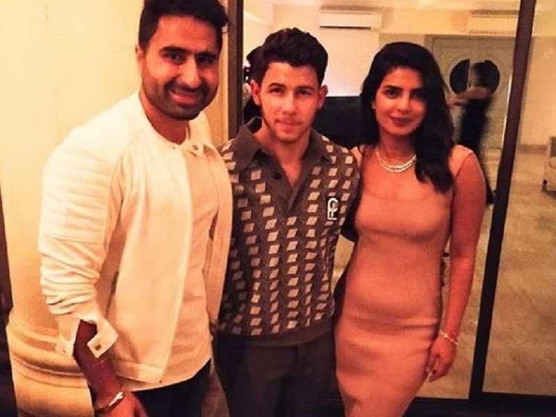 Priyanka Chopra- Nick Jonas' engagement: DJ Khushi spills some beans about the big night
