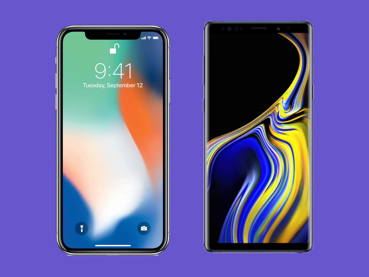 10 things Samsung's most expensive smartphone has that Apple iPhone X does not