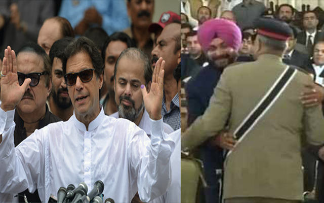 Navjot Sidhu hug row: Imran Khan throws his weight behind Congress leader
