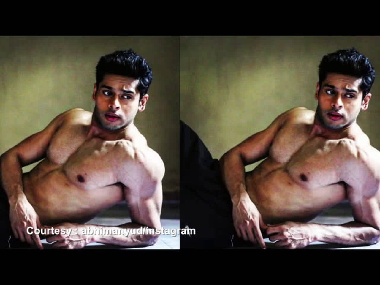 'Mard Ko Dard Nahin Hota': Ayushmaan, Bhumi praise Bhagyashree's son Abhimanyu