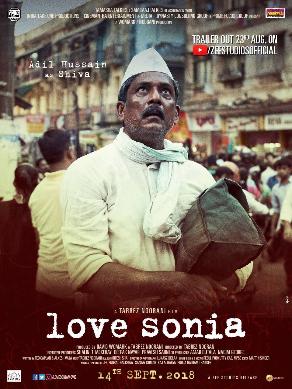 Love Sonia' posters reveal a unique cast of Hollywood and Bollywood