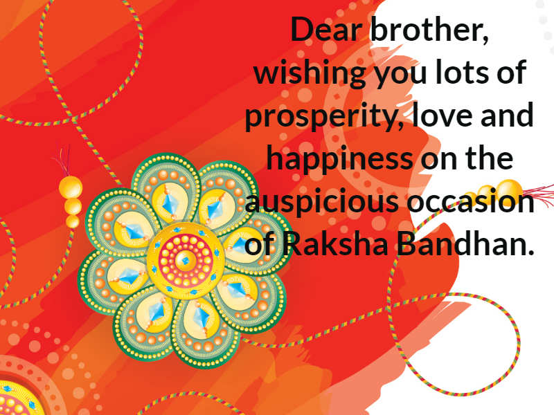 Happy Raksha Bandhan Greetings Cards and Pics, Rakhi 2019 Photos
