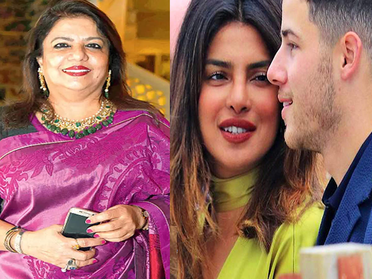 Madhu Chopra just loves her future son in law Nick Jonas