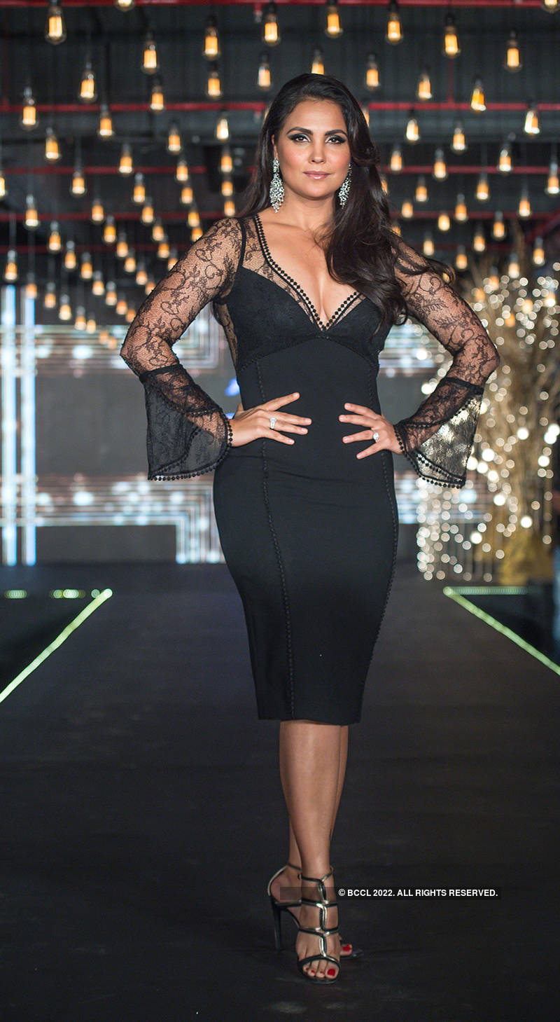 Celebrities dazzle at the Yamaha Fascino Miss Diva 2018 party