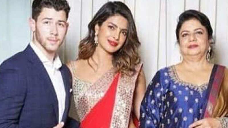 Priyanka Chopra's mother praises Nick Jonas