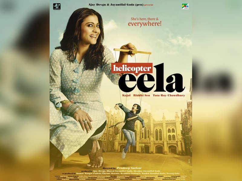 Kajol's 'Helicopter Eela' release date postponed