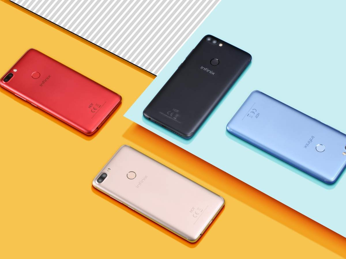 Infinix introduces its first Android One smartphone