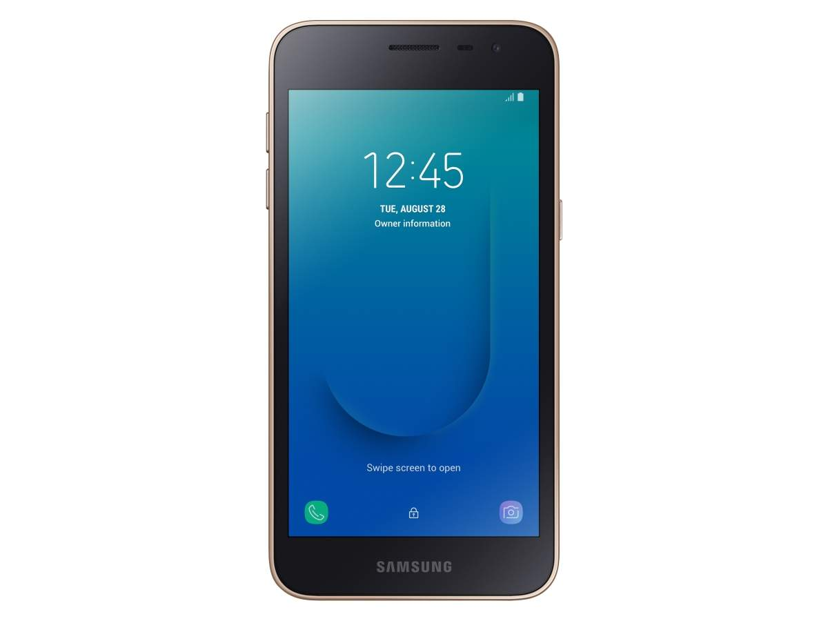 Samsung Galaxy J2 Core running Android Go debuts in India