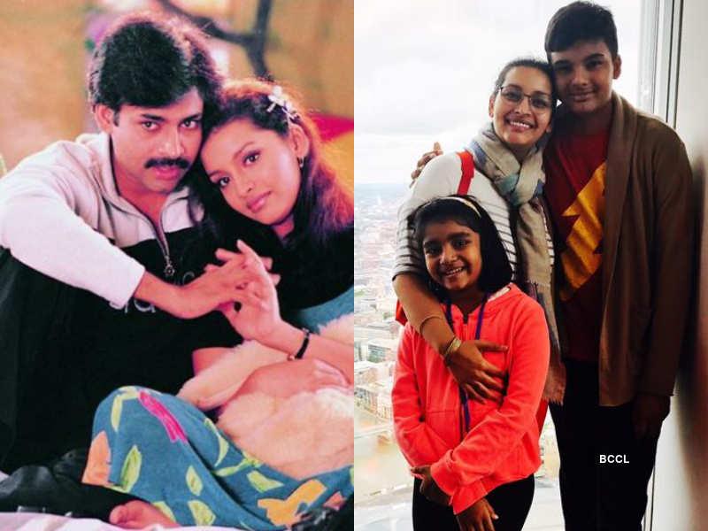 Pawan Kalyan's family